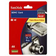 SanDisk SDHC Card, Multi-Use, 4GB, 1 card at Kmart.com