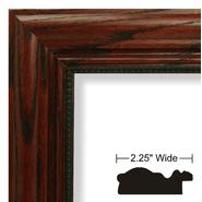Craig Frames Inc 24x36 Gallery Cherry Solid Wood Poster Frame (15177483251) at Kmart.com