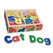 Melissa & Doug Magnetic Wooden Alphabet at Sears.com