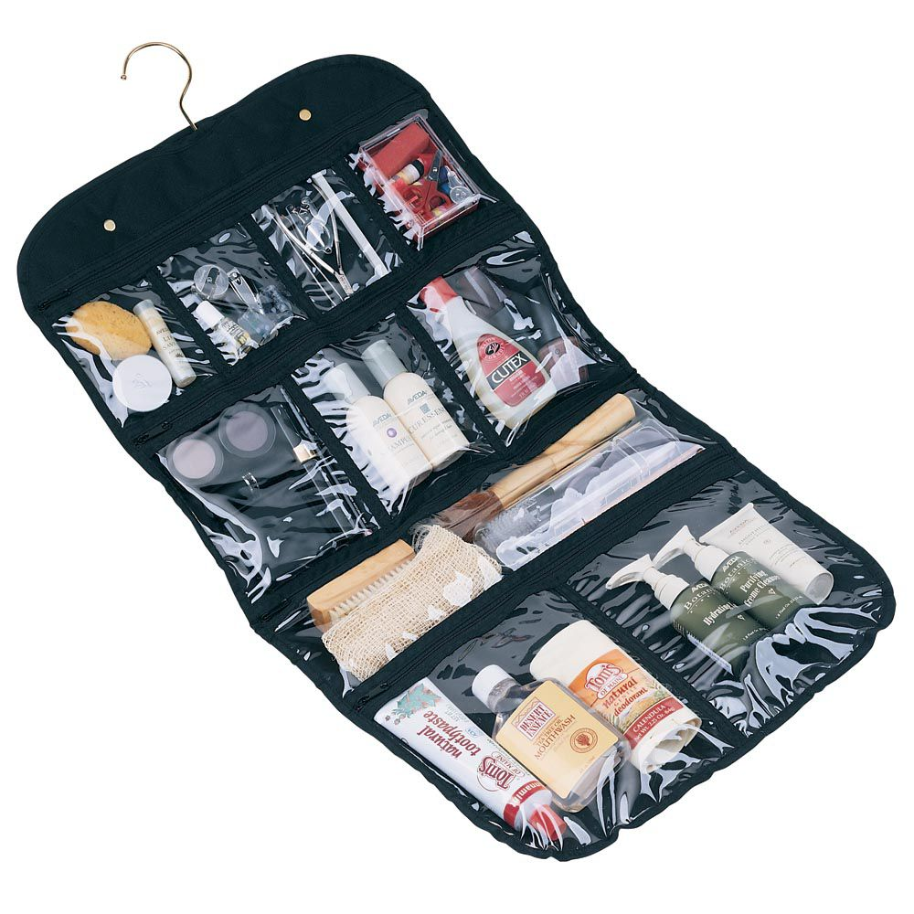 Hanging Cosmetics/Grooming Bag
