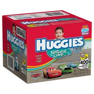 Huggies Natural Care Aloe & E Baby Wipes, Disney Pixar Cars, Unscented, 400 wipes at Kmart.com