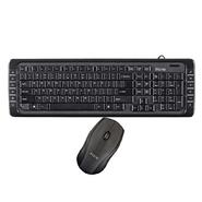 iHOME Multimedia Keyboard/Optical Mouse Combo - Black at Kmart.com