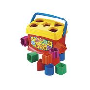 Fisher-Price Brilliant Basics Baby's First Blocks, 6M+, 1 toy at Kmart.com