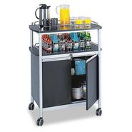 Safco Mobile Beverage Cart at Kmart.com