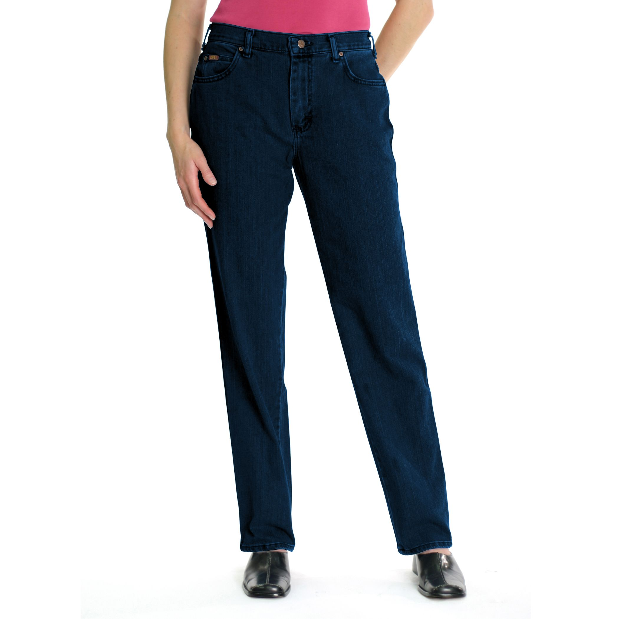 LEE Women's Plus Relaxed Straight at Sears.com