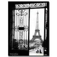 "Trademark Fine Art 24x32 inches ""Views of Paris"" by Sally Gall at Sears.com"