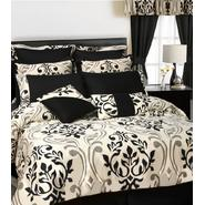 Tribeca Living Prague King 12-piece Bed in a Bag at Sears.com