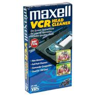 Maxell VCR Cleaner, Dry Type at Kmart.com