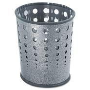 Safco Bubble Wastebasket, Round, 6 gal, Black Speckle at Kmart.com