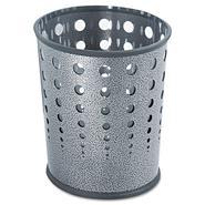 Safco Bubble Wastebasket, Round, 6 gal, Black Speckle at Kmart.com