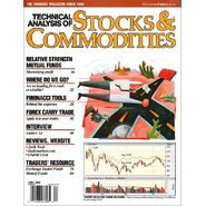Technical Analysis of Stocks & Commodities Magazine at Kmart.com