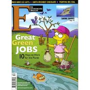 E, The Environmental Magazine at Kmart.com