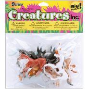 "Darice Plastic Horses 2"" 8/Pkg- at Kmart.com"