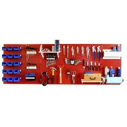 Wall Control Master Workbench Metal Pegboard Tool Organizer at Kmart.com