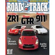 Road & Track Magazine at Kmart.com