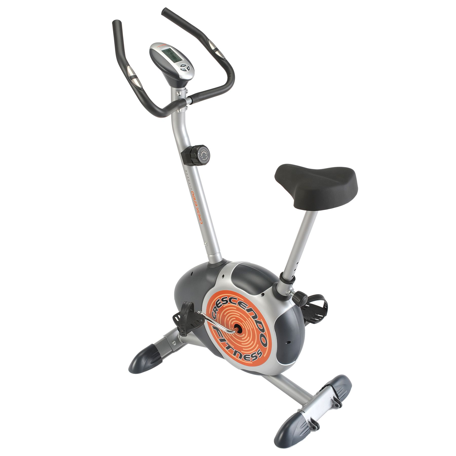 Upright Magnetic Resistance Exercise Bike