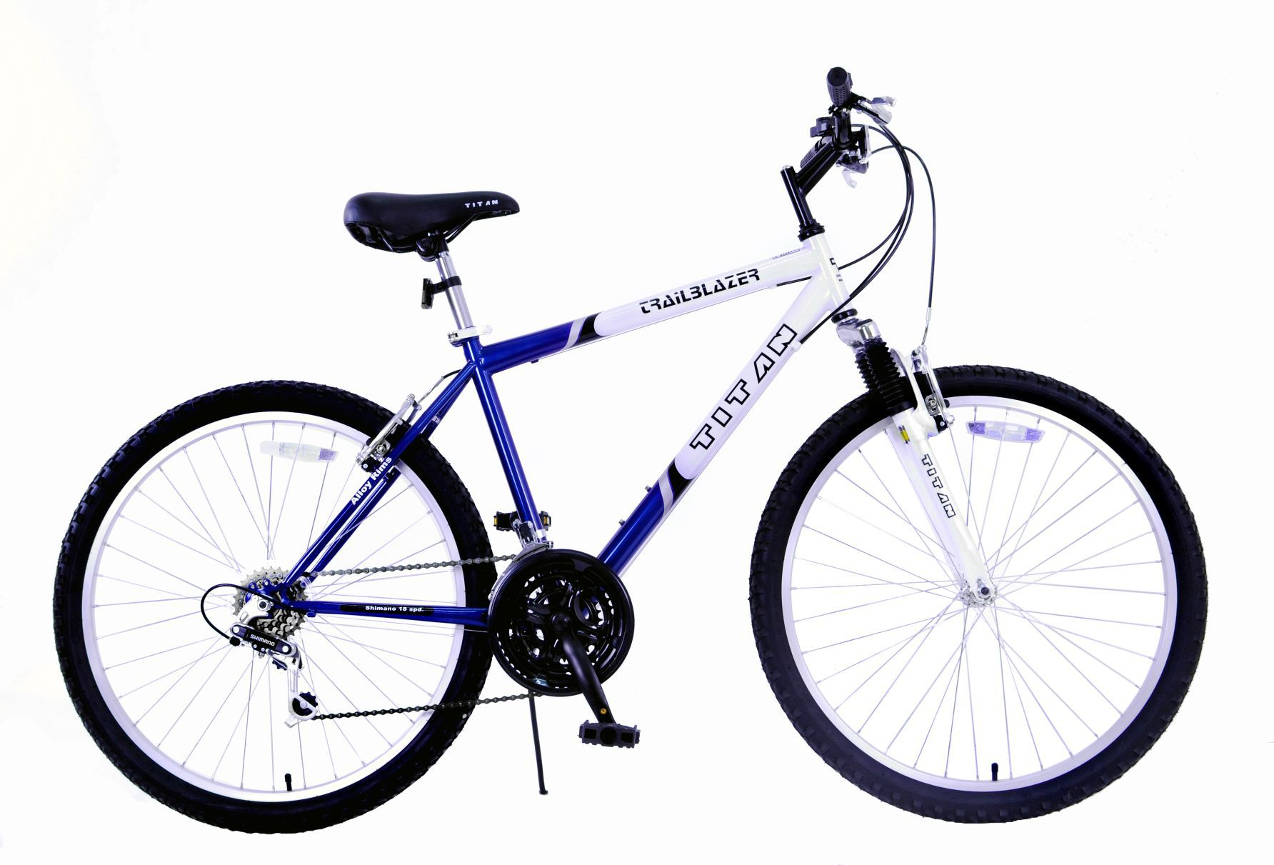 Titan  Trailblazer Mens 18-Speed