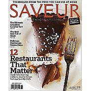 Saveur Magazine at Kmart.com