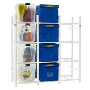Bin Warehouse 12 Tote Storage System at Kmart.com