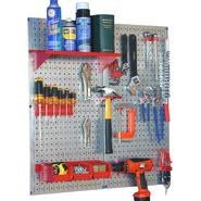 Wall Control Galvanized Steel Pegboard Tool Organizer at Sears.com