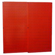 Wall Control Metal Pegboard Pack - Red at Sears.com