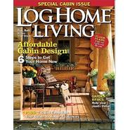 Log Home Living Magazine at Sears.com