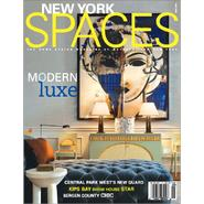 New York Spaces Magazine at Sears.com