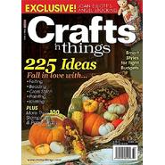 Crafts 'N Things Magazine at Sears.com