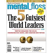 Mental Floss Magazine at Sears.com