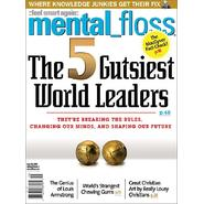 Mental Floss Magazine at Kmart.com