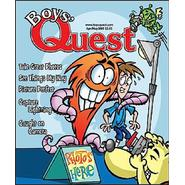 Boy's Quest Magazine at Kmart.com