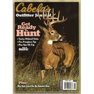 Cabela's Outfitter Journal Magazine at Kmart.com