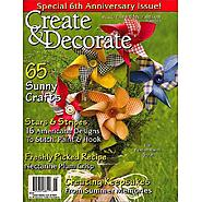 Create & Decorate Magazine at Sears.com