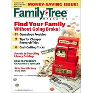 Family Tree Magazine at Kmart.com
