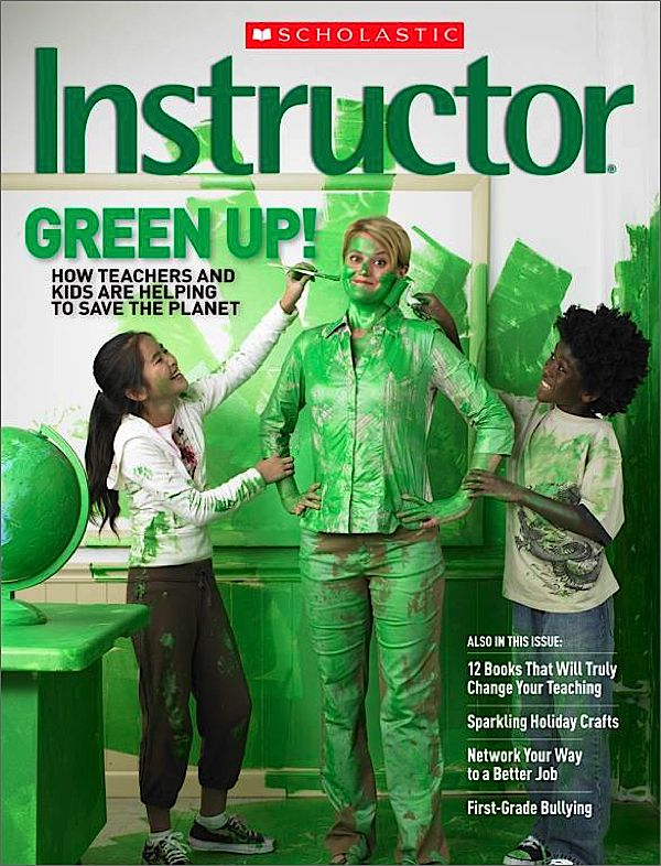 Scholastic's Instructor Magazine