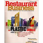 Restaurant Business Magazine at Kmart.com