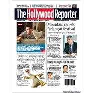 The Hollywood Reporter Weekly Magazine at Kmart.com