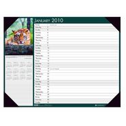 House of Doolittle Photographic Monthly Desk Pad Calendar at Kmart.com