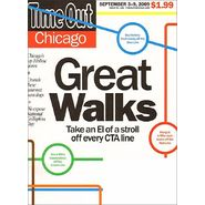 Time Out Chicago Magazine at Kmart.com