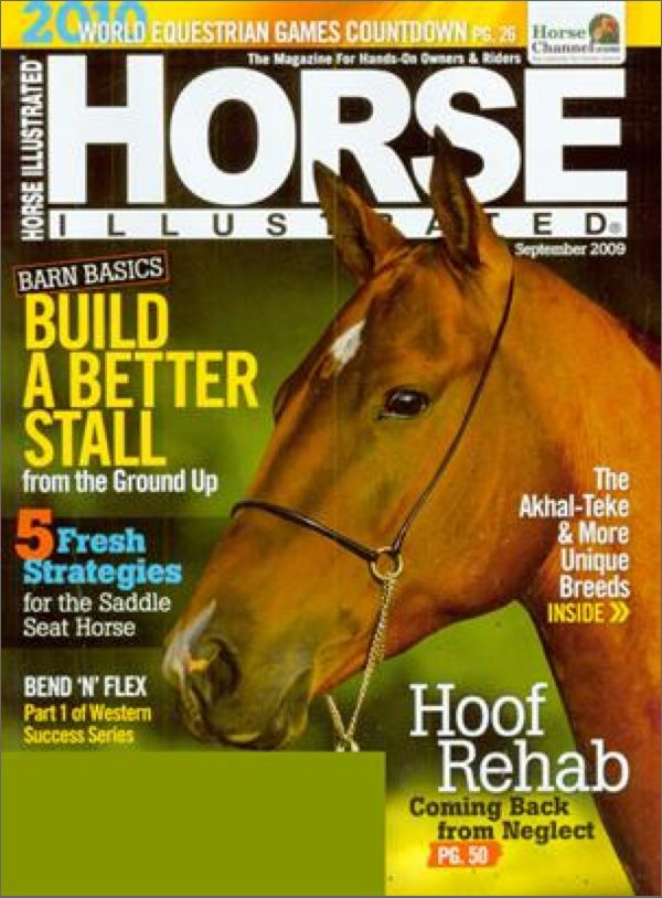 Horse Illustrated Magazine