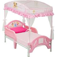 Delta Childrens Disney Princess Toddler Bed with Canopy at Sears.com