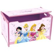 Delta Childrens Disney Princess Pretty Pink Toy Box at Kmart.com