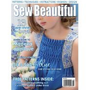 Sew Beautiful Magazine at Sears.com