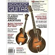 Acoustic Guitar Magazine at Kmart.com