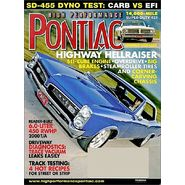 High Performance Pontiac Magazine at Kmart.com