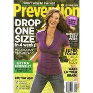 Prevention Magazine at Sears.com