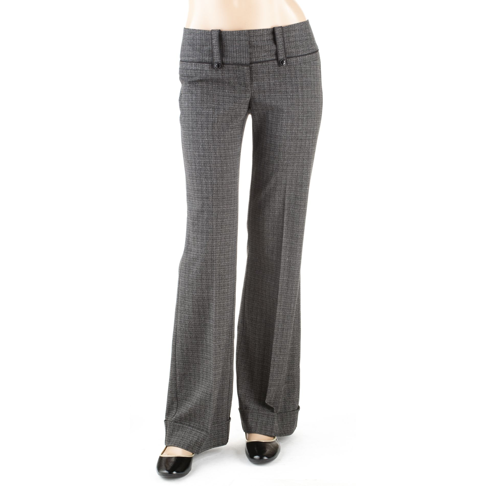 Stooshy Juniors' Boot Cut Trouser Pant at Kmart.com