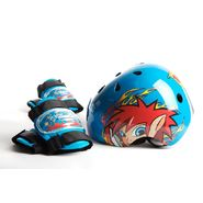 Kidzamo Coby Skateboard Helmet Combo Pack - Small at Kmart.com