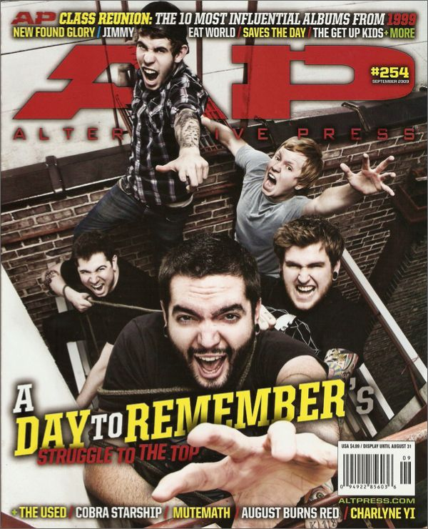 Alternative Press Magazine