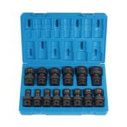 "Grey Pneumatic 14 Piece 1/2"" Drive Fractional Universal Impact Socket Set at Sears.com"